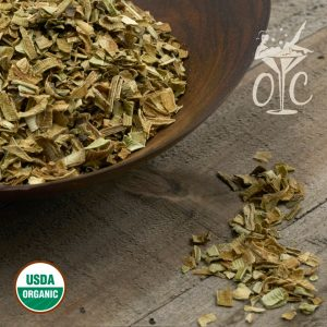 USDA Certified Organic Aloe Vera Leaf C/S