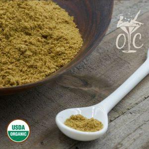 USDA Certified Organic Anise Seed Powder