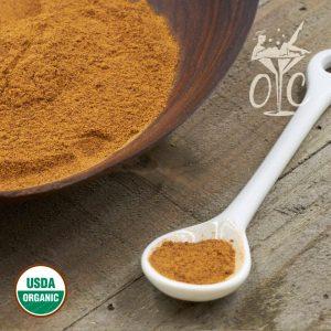 USDA Certified Organic Annatto Seed Powder