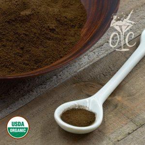 USDA Certified Organic Black Walnut Hull Powder
