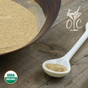 USDA Certified Organic Burdock Root Powder