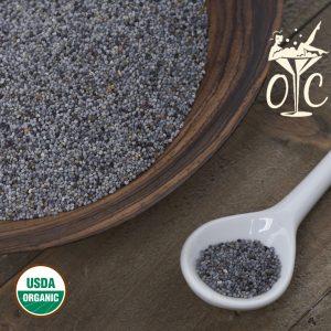 USDA Certified Poppy Seeds