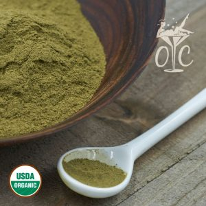 USDA Certified Organic Green Tea Powder