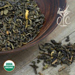 USDA Certified Organic Jasmine Tea