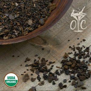 USDA Certified Organic Black Walnut Hull C/S