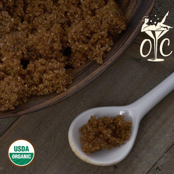 USDA Certified Dark Brown Cane Sugar