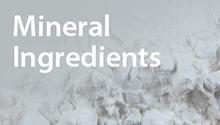 mineral ingredients