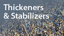 thickeners & stabilizers