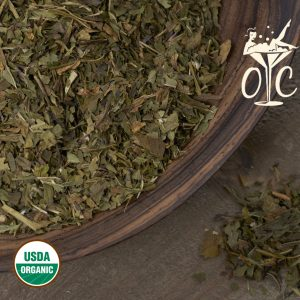 USDA Certified Peppermint Leaves C/S